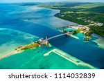 beautiful view of palau... | Shutterstock . vector #1114032839
