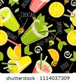 vector image of a seamless... | Shutterstock .eps vector #1114037309