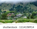 partial view of stinson beach... | Shutterstock . vector #1114158914