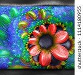 3d rendering of plastic...   Shutterstock . vector #1114180955