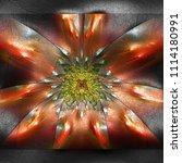 3d rendering of plastic...   Shutterstock . vector #1114180991