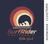 vector illustration on the... | Shutterstock .eps vector #1114270394