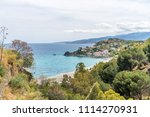 coastline  beautiful nature and ... | Shutterstock . vector #1114270931
