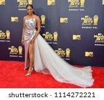 santa monica  ca   june 16 ... | Shutterstock . vector #1114272221