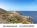 "famous ""cap de formentor"" ... | Shutterstock . vector #1114291844"