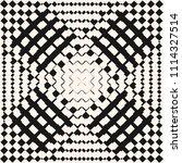 vector geometric seamless... | Shutterstock .eps vector #1114327514