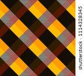 tartan seamless pattern...   Shutterstock .eps vector #1114328345