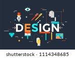 modern vector illustration... | Shutterstock .eps vector #1114348685
