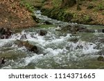 bolu  yedig ller national park  ... | Shutterstock . vector #1114371665