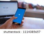 chiang mai  thailand   june 03... | Shutterstock . vector #1114385657