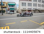 napier  hawke's bay new zealand ... | Shutterstock . vector #1114405874