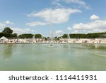 paris  france   02 june 2018 ... | Shutterstock . vector #1114411931