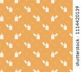lighter seamless pattern on an...   Shutterstock .eps vector #1114420139