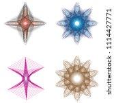 geometric patterns etudes... | Shutterstock .eps vector #1114427771