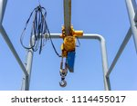 Hook And Electrical Winch Use...