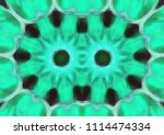 colorful blur abstract... | Shutterstock . vector #1114474334