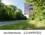 Speed Limit Speed Camera Sign...