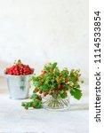 Wild Strawberries Bouquet