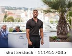 Small photo of CANNES, FRANCE - MAY 12, 2018: Michael B. Jordan attends the photocall for the 'Farenheit 451' during the 71st annual Cannes Film Festival