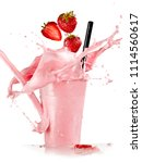 Strawberry Smoothie Splash