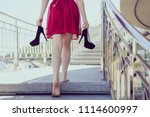 follow me classic chic classy... | Shutterstock . vector #1114600997