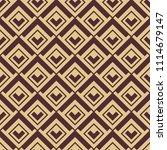 vintage ornamental seamless... | Shutterstock .eps vector #1114679147