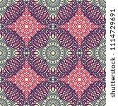 seamless orient pattern made of ...   Shutterstock .eps vector #1114729691