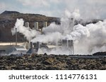 geothermal power plant in...