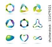 design elements | Shutterstock .eps vector #111479321