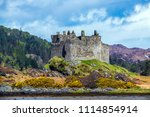 acharacle  ardnamurchan ... | Shutterstock . vector #1114854914