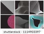 universal set geometric shape... | Shutterstock .eps vector #1114903397