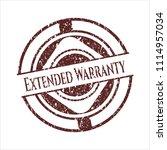 red extended wared extended... | Shutterstock .eps vector #1114957034