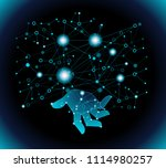 innovations systems connecting... | Shutterstock .eps vector #1114980257