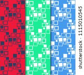 geometric seamless pattern.... | Shutterstock .eps vector #1115010545