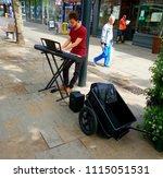 london  england  june 18th ... | Shutterstock . vector #1115051531