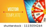 creative vector illustration of ... | Shutterstock .eps vector #1115054264
