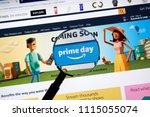 montreal  canada   june 10 ... | Shutterstock . vector #1115055074