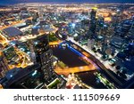 This Image Shows Melbourne ...