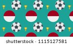 abstract multicolored pattern... | Shutterstock .eps vector #1115127581