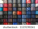 big variety of different color... | Shutterstock . vector #1115150261