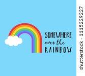 Rainbow Vector Illustration...
