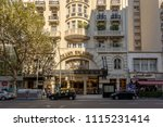 buenos aires  argentina   may...   Shutterstock . vector #1115231414