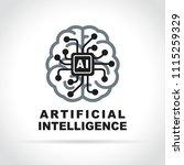 illustration of artificial...   Shutterstock .eps vector #1115259329