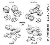 Walnut  Peanut  Hazelnut ...