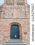 Door Of The Grote  Or Laurens...