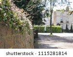 stone and brick walls | Shutterstock . vector #1115281814