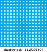 tileable artistic vibrant blue... | Shutterstock .eps vector #1115308604