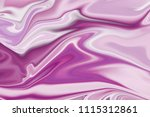 abstract marble texture. purple ... | Shutterstock . vector #1115312861
