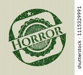green horror disgreen horror...   Shutterstock .eps vector #1115329991