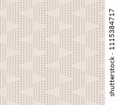 seamless geometric pattern of... | Shutterstock .eps vector #1115384717